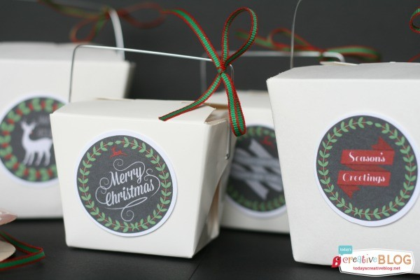 Creative Holiday Gift Wrapping | TodaysCreativeLife