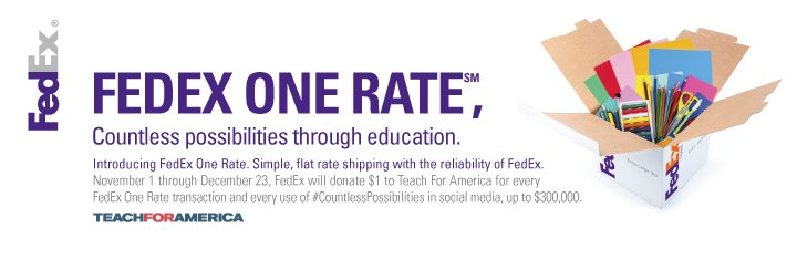 FedEx One Rate