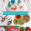 creative diy ornaments