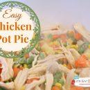 Easy Chicken Pot Pie | TodaysCreativeBlog.net