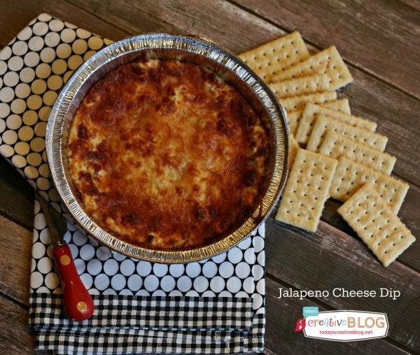 jalapeno cheese dip | TodaysCreativeBlog.net