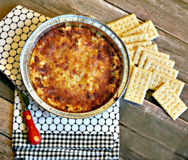 Jalapeno Cheese Dip | Party food Dip recipe | TodaysCreativeLife.com