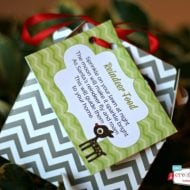 Reindeer Food Free Printable | TodaysCreativeBlog.net