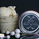 Whipped Body Butter Recipe| TodaysCreativeBlog.net