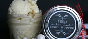 Make your own body butter | TodaysCreativeBlog.net