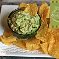 Simple Guacamole Recipe with Salsa