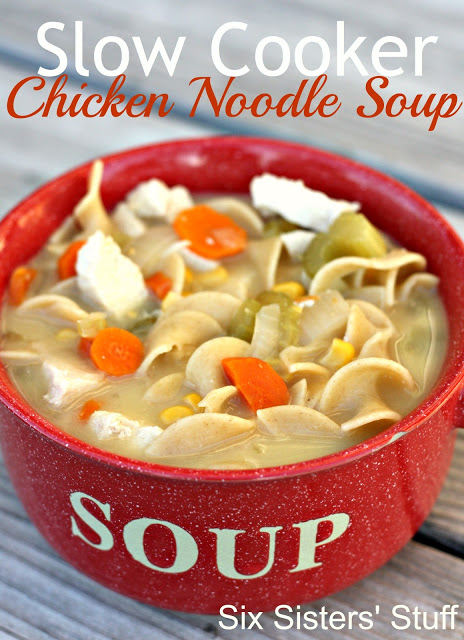 http://www.sixsistersstuff.com/2012/11/slow-cooker-chicken-noodle-soup.html