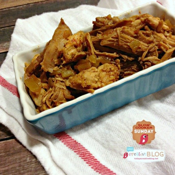 crock pot sweet pulled pork | TodaysCreativeBlog.net