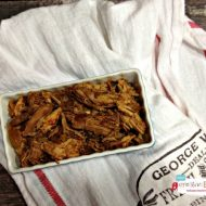 Crock Pot Sweet Pulled Pork