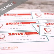 Printable Coupons for Valentine's Day