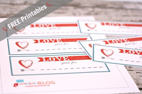 Printable Coupons for Valentine's Day | TodaysCreativeBlog.net