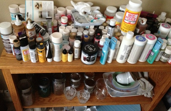 Craft Room Storage Ideas | TodaysCreativeBlog.net