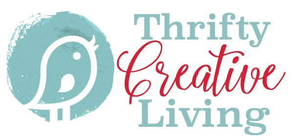 thrifty creative living