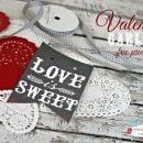 Chalkboard Valentine Printables | TodaysCreativeBlog.net