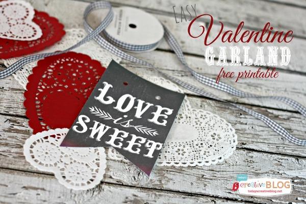 Chalkboard Valentine Printables   TodaysCreativeBlog.net
