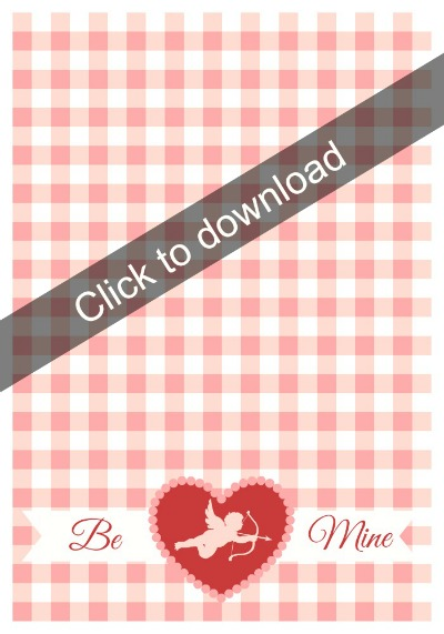 Valentine Printable | TodaysCreativeBlog.net