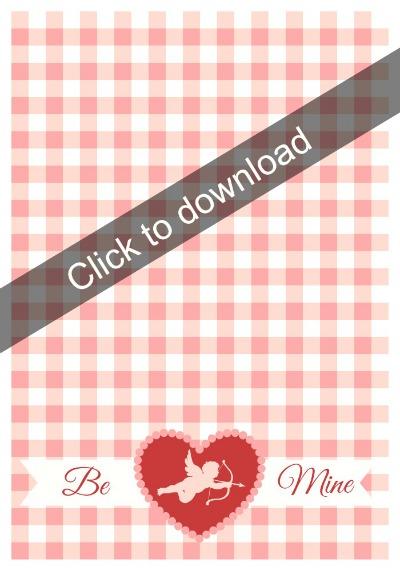 Valentine Printable | TodaysCreativeBlog.net