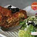 Crockpot Tomato Alfredo Lasagna | TodaysCreativeBlog.net