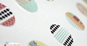 DIY Washi Tape Wall Art | TodaysCreativeBlog.net