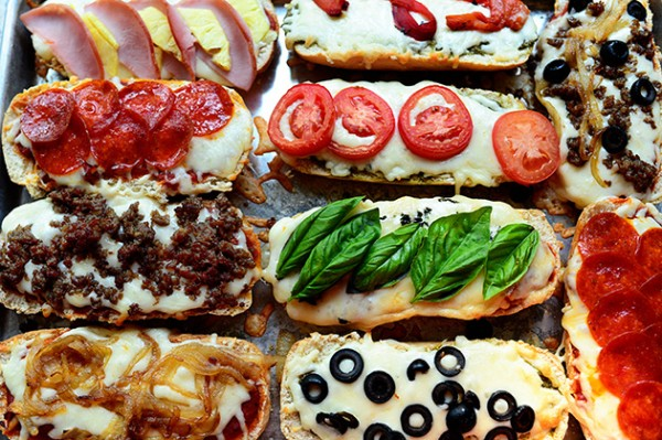 Ree's French Bread Pizza