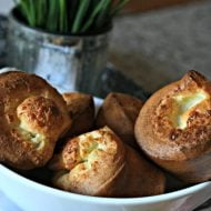 Old Fashioned Popovers
