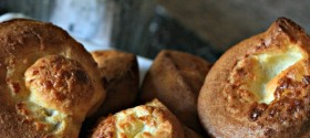 Old Fashioned Popovers | TodaysCreativeBlog.net