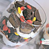 Reese's Trifle Parfaits