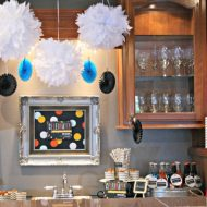 Planning a Grad Party with Shutterfly| TodaysCreativeBlog.net