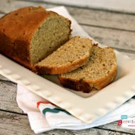 Banana Mango bread | TodaysCreativeBlog.net