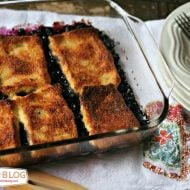 Blueberry French Toast Casserole | TodaysCreativeBlog.net