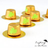 Rolo Leprechaun Hats St. Patrick's Day Craft