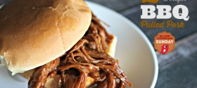 Crockpot BBQ Pulled Pork | TodaysCreativeBlog.net