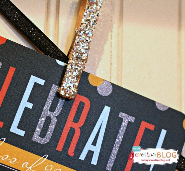 Planning a Grad Party with Shutterfly | TodaysCreativeBlog.net