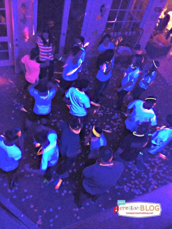 Neon Birthday Party For Teens Today S Creative Life