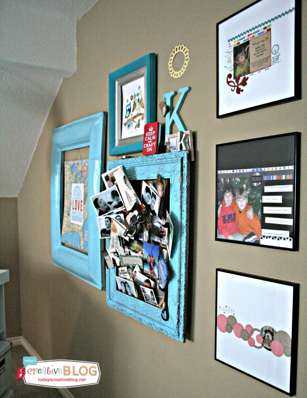 Creative Wall Decor| TodaysCreativeBlog.net
