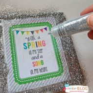 Spring Time Free Printable | TodaysCreativeBlog