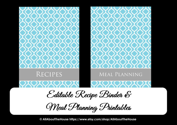 All About The House Download Printables
