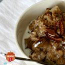 Crock Pot Cinnamon Apple Oatmeal
