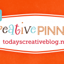 Today's Creative Pinners | TodaysCreativeBlog.net