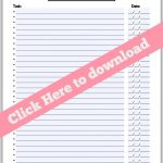 Printable Travel To Do List | TodaysCreativeBlog.net