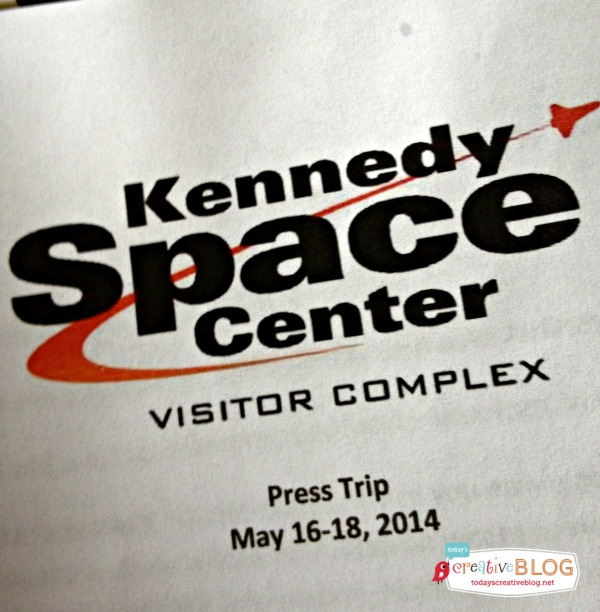 Kennedy Space Center Press Trip | TodaysCreativeBlog.net