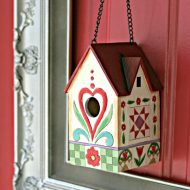 Decorating Your Door for Spring