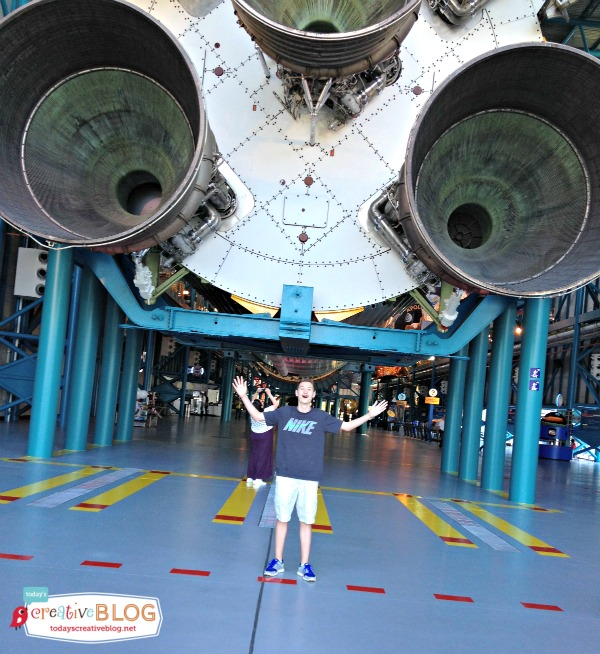 Kennedy Space Center Family Vacations | TodaysCreativeBlog.net