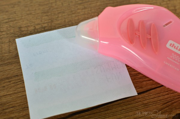 Printable Gum Wrappers | Free Printables for School | Find more creative ideas on TodaysCreativeLife.com