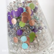 DIY Flair from Melinda Tomasello on TodaysCreativeBlog.net