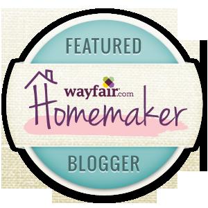 Wayfair Blogger - Today's Creative Blog