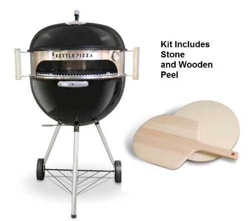 Pizza Oven kit from KettlePizza | Convert your BBQ into a pizza oven.