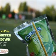 Kids vs Pros MLS Soccer Showdown with Capri Sun