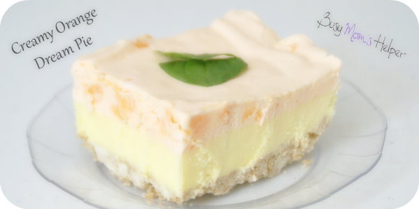 Creamy Orange Dream Cake Recipe   TodaysCreativeBlog.net