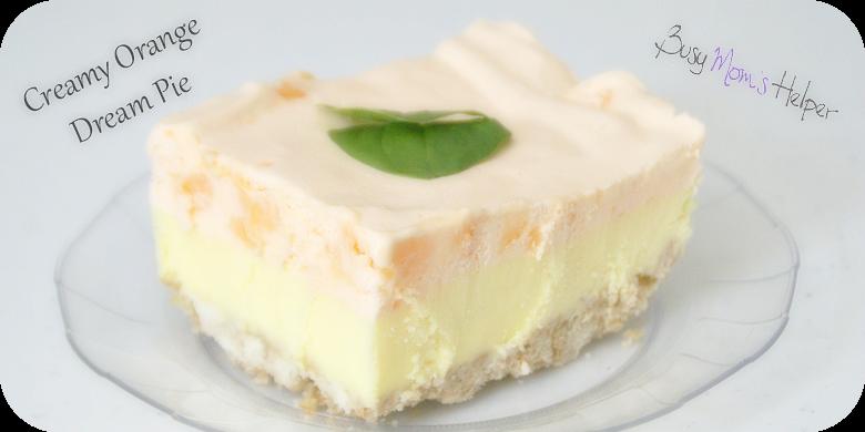 Creamy Orange Dream Cake Recipe | TodaysCreativeBlog.net